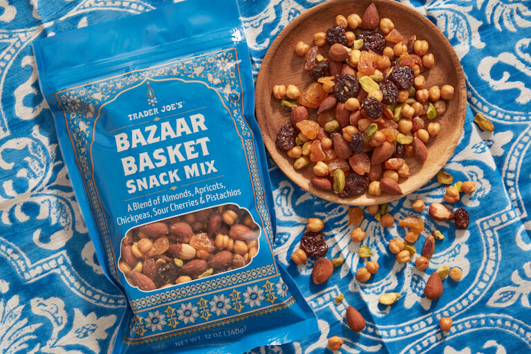 Middle Eastern Snack Mixes
