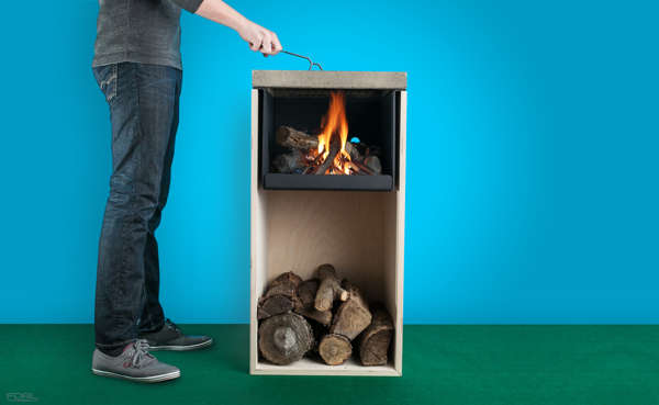 Simple Wood-Burning Barbecues