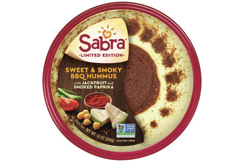 Jackfruit-Infused Hummus Spreads