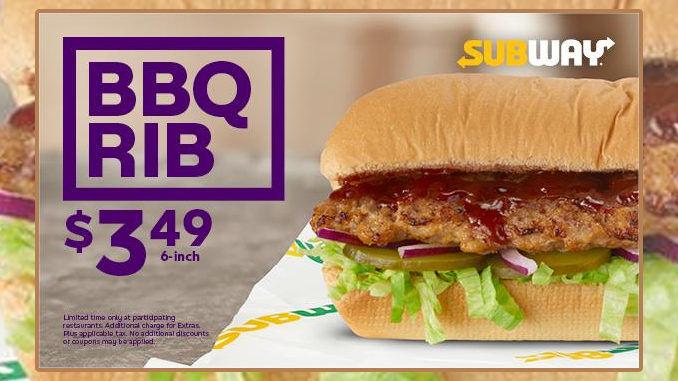 Saucy Rib Sandwiches