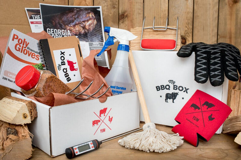 Custom BBQ Subscription Boxes