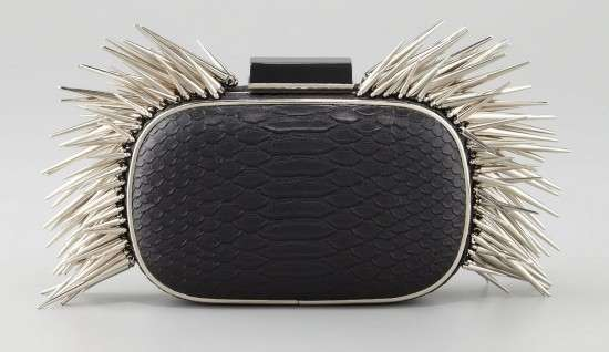 Fiercely Spiked Clutches
