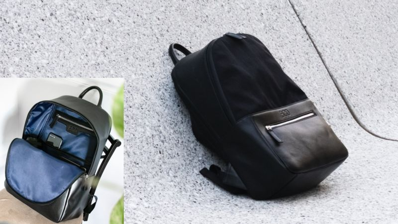 Versatile Avant-Garde Backpacks