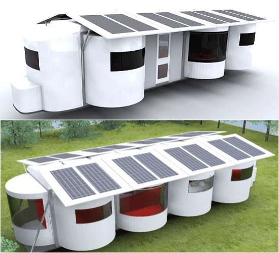 Customizable Mobile Homes
