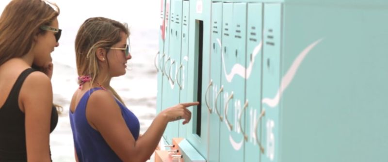 Beachside Storage Lockers