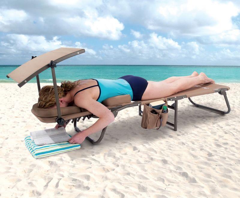 Sun Protection Beach Chairs