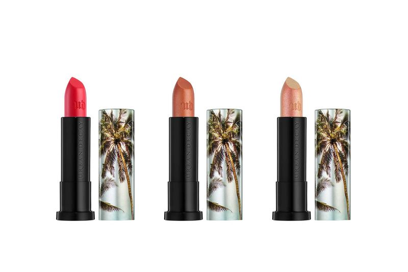 Beach-Inspired Cosmetic Collections
