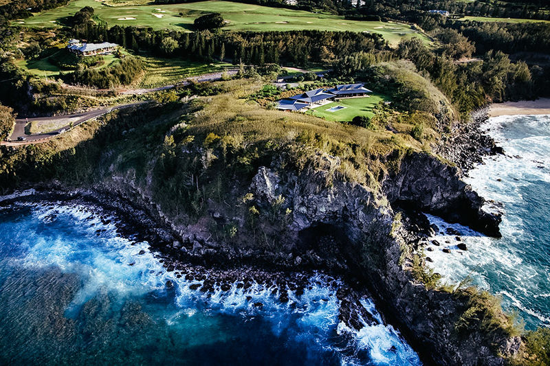 Expansive Hawaiian Homes