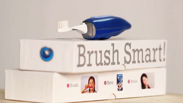 Self-Tracking Teeth Cleaners