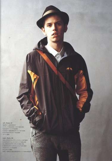 80's School Boy Fashion: Beams Fall/Winter 2009 Collection ...