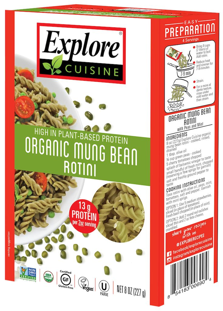 Mung Bean Pasta Noodles