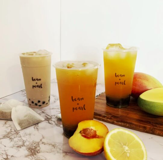 Delicious Alcohol-Infused Bubble Teas