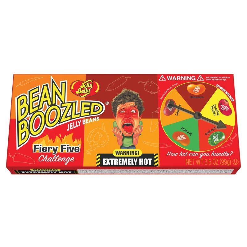 Spicy Jelly Bean Boxes