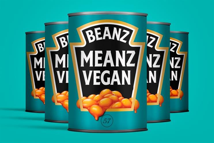 Promotional Vegan Bean Ads