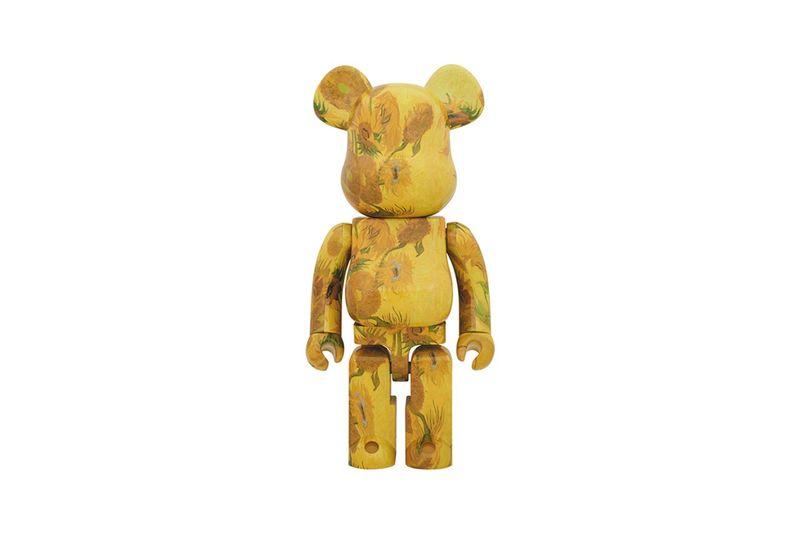 Artist-Honoring Bear Figurines
