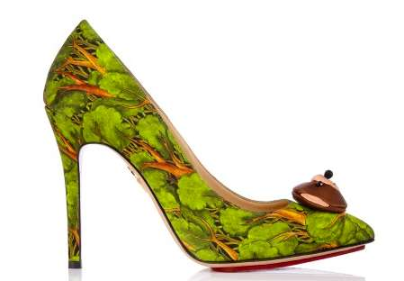 Wildlife-Inspired Pumps