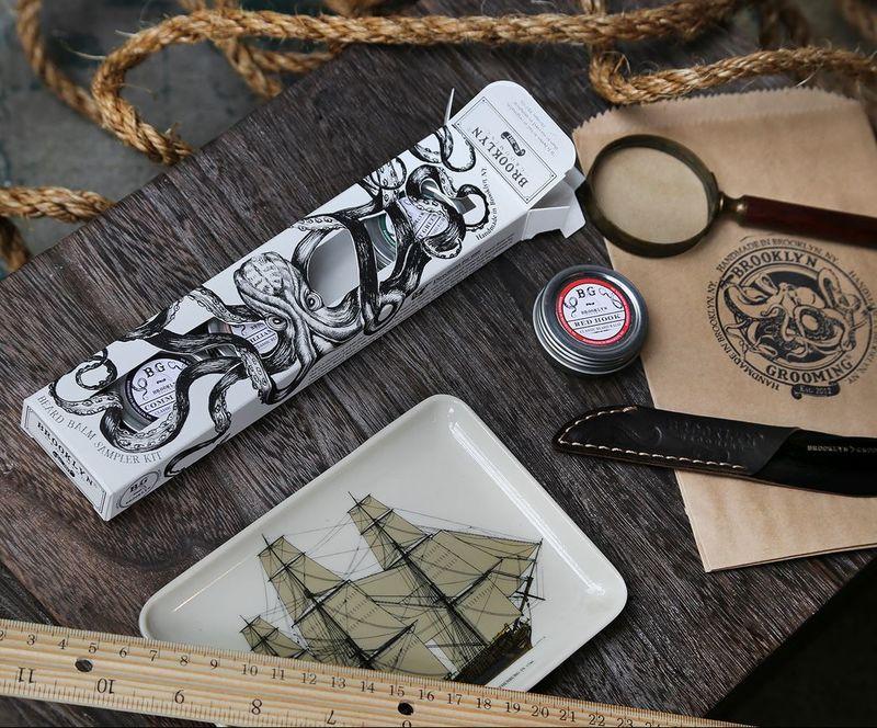 Seafaring Grooming Kits