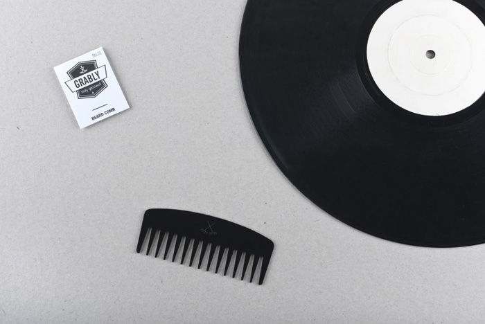 Recycled Record Groomers