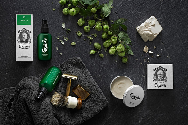 Beer-Infused Beard Products