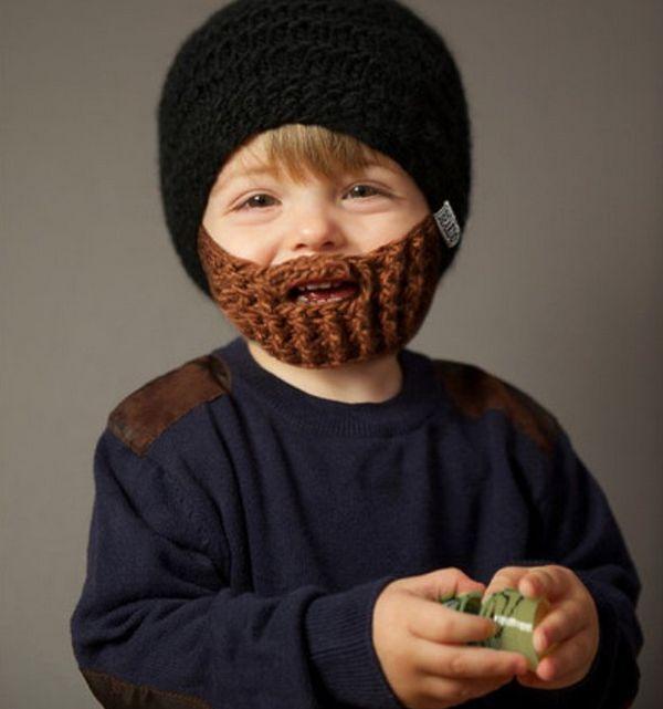 3c233824 Hilarious Facial Hair Hats : beard hats