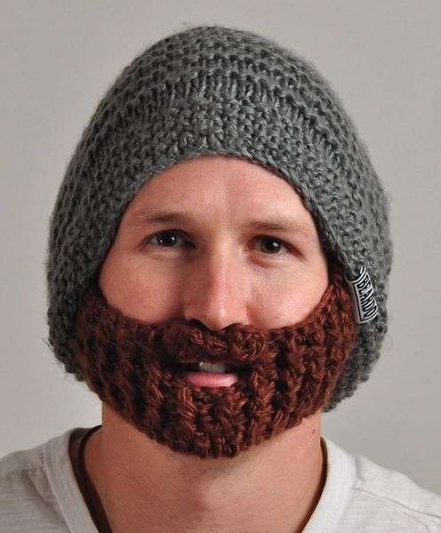 Frigid Facial Hair Hats