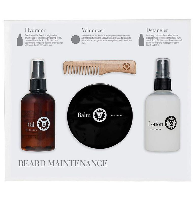 Sensitive Beard Grooming Products