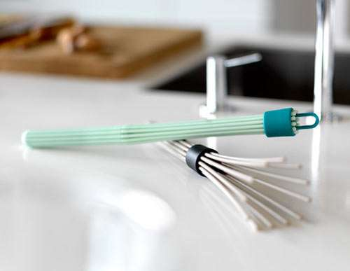 Stylish Straw-Inspired Whisks