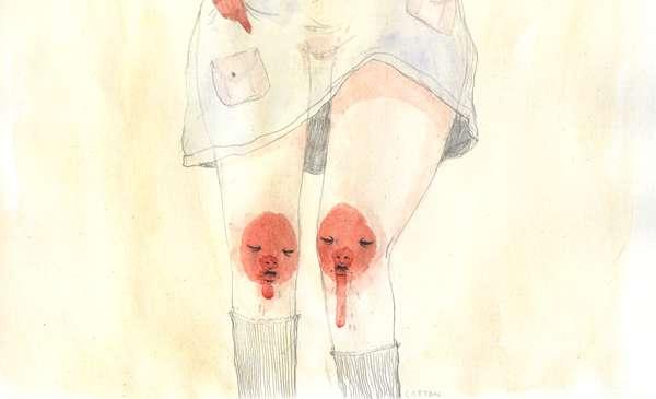 Bloody & Bruised Renderings