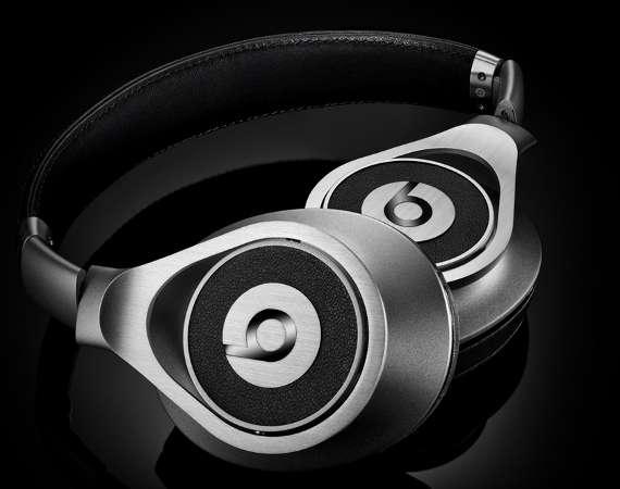 Chromed Hip-Hop Headsets