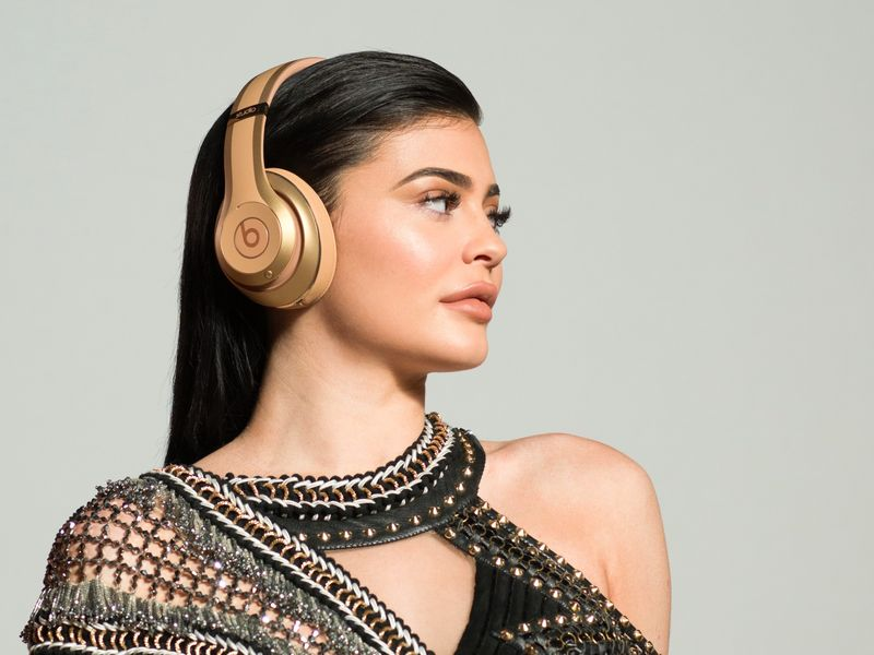 Collaborative Fashion Brand Headphones