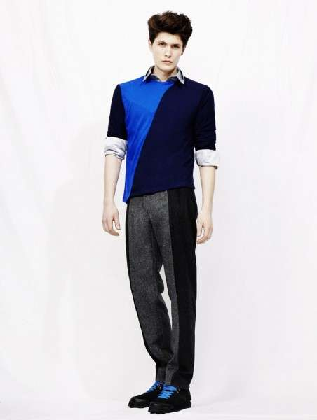 Multi-Tonal Menswear Collections