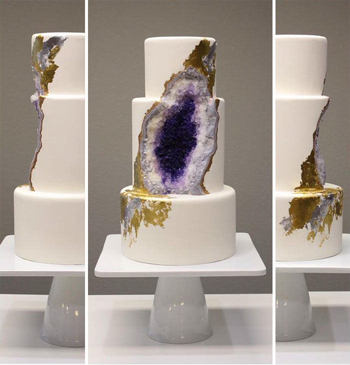 Delicious Geology Cakes