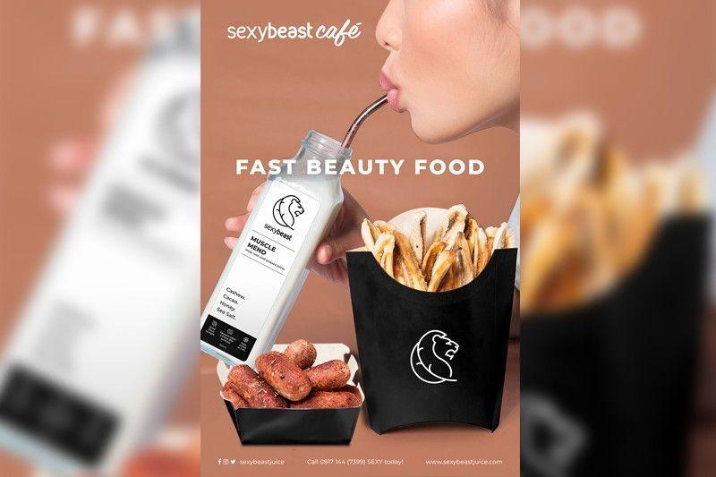 Beautifying Food Pop-Ups