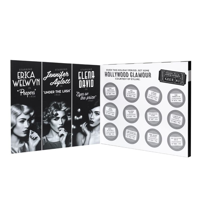 Eyelash Advent Calendars