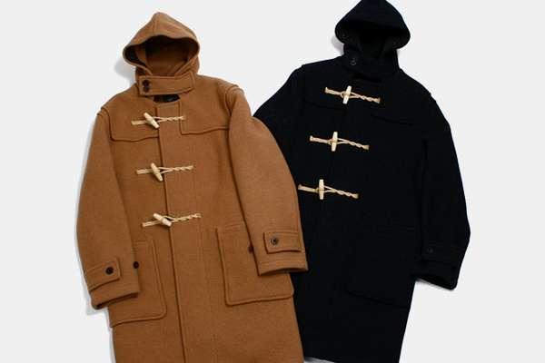 Civilian Monk Coats