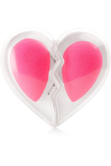 Heart-Shaped Sponge Duos