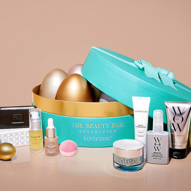Egg-Shaped Beauty Sets
