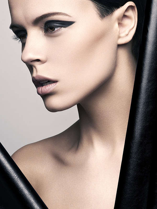 Cape-Infused Beauty Captures