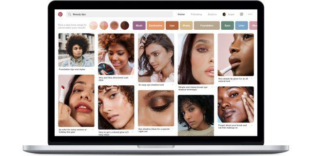 Inclusive Skincare Search Tools