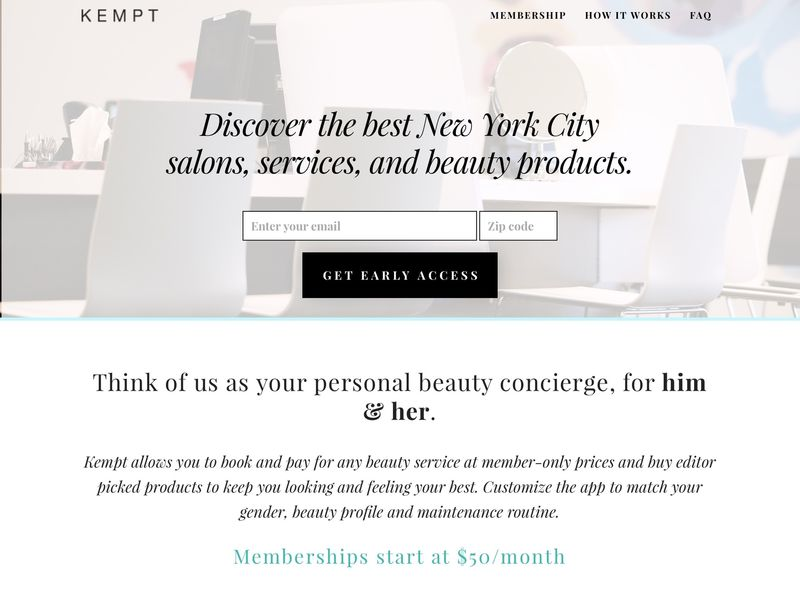 Discount Beauty Service Memberships