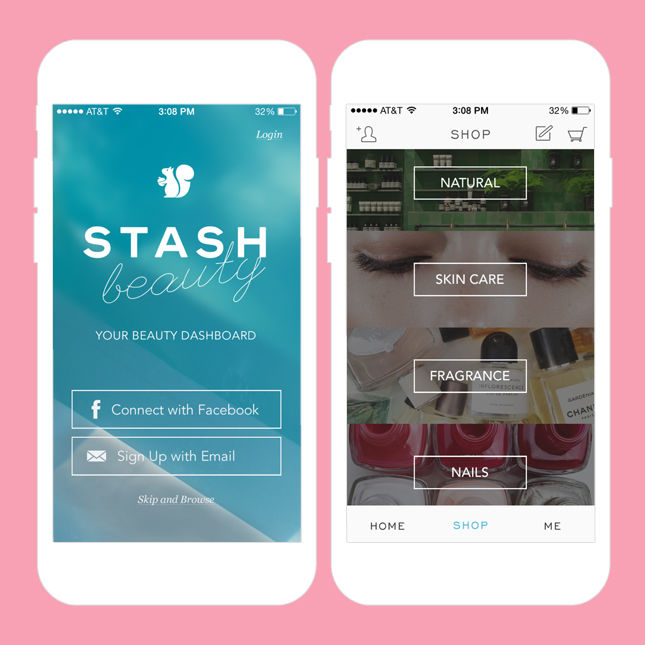 Fashion Beauty Apps: Cosmetic Tracking Apps : Beauty Shopping