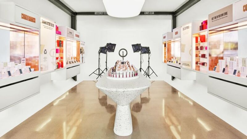 Livestreaming Beauty Stores