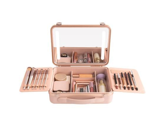 Compact Beauty Travel Boxes