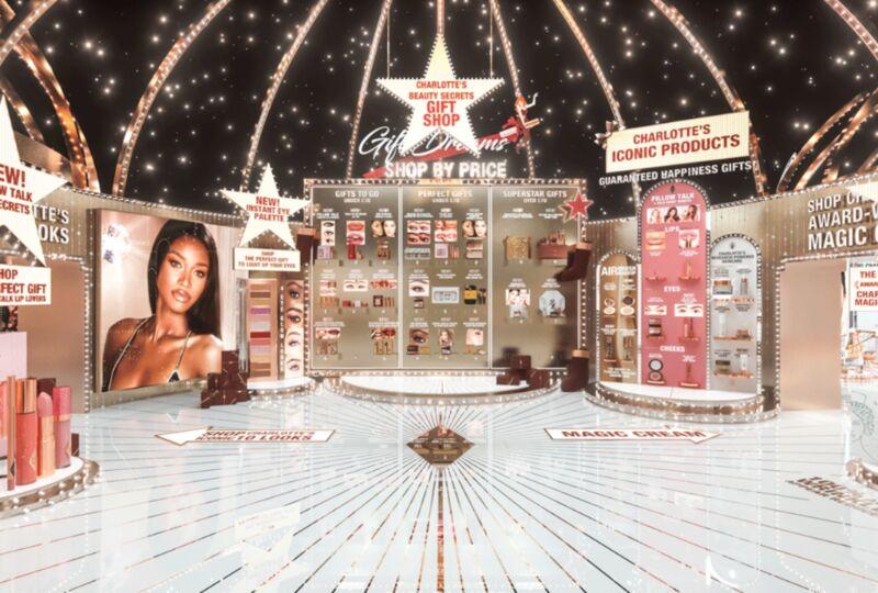 Festive Virtual Beauty Shops