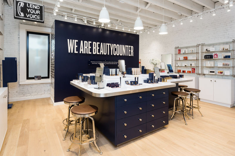 Clean Beauty Advocacy Stores