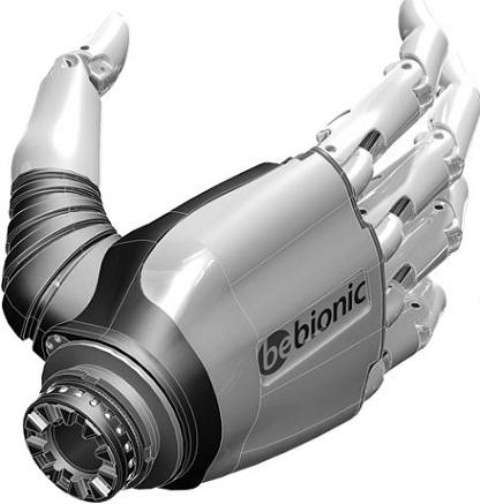 Realistic Bionic Hands