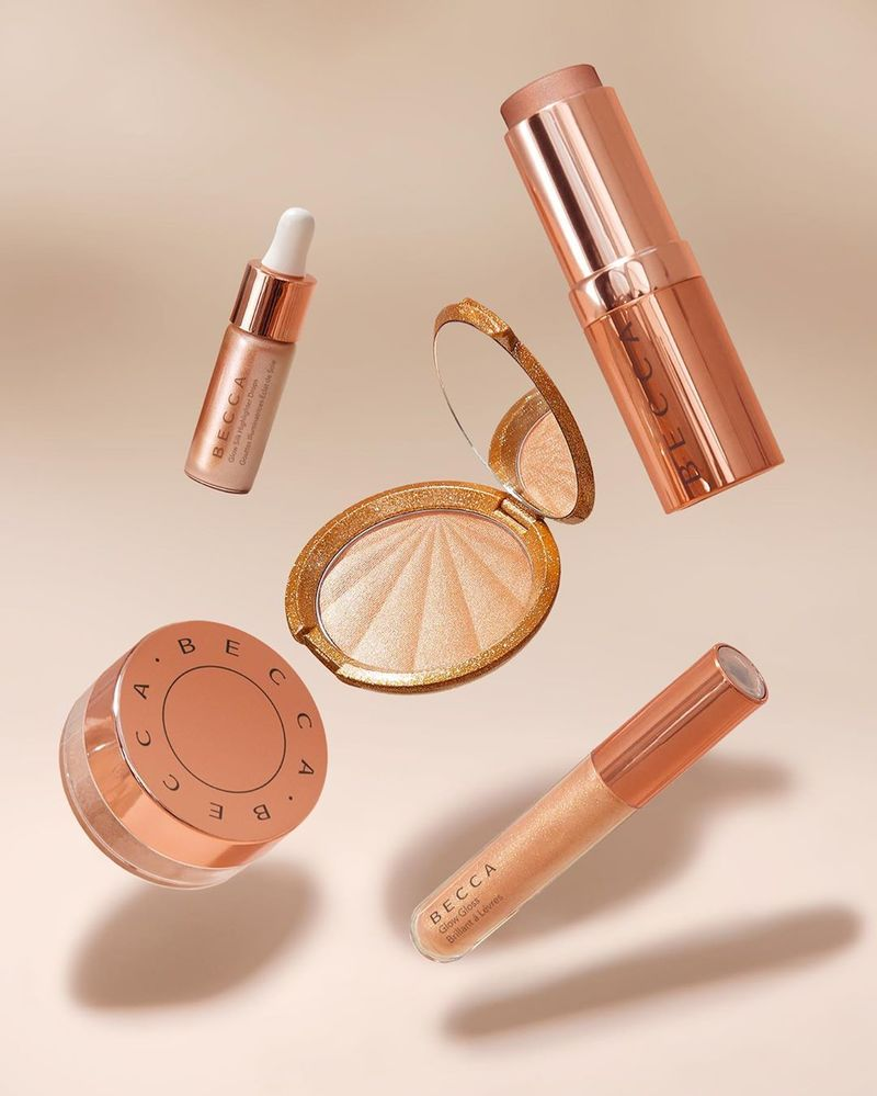Highlighter-Based Beauty Collections