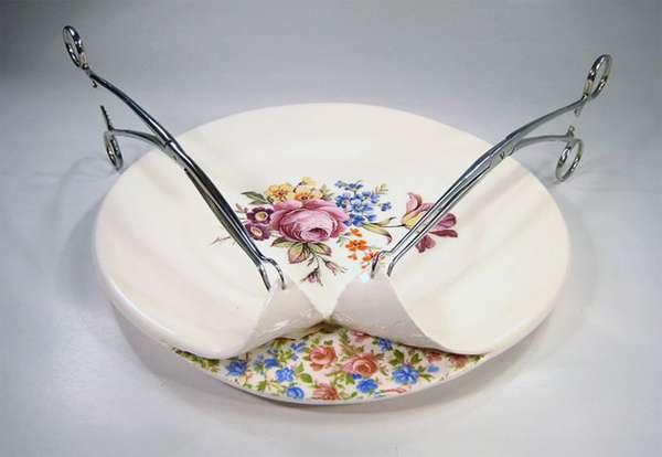 Peeling Porcelain