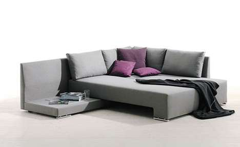 slidable sleeping sofas bed couch. Black Bedroom Furniture Sets. Home Design Ideas
