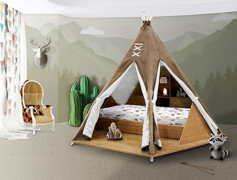 Imaginative Wilderness Tent Beds : kids tent beds - memphite.com